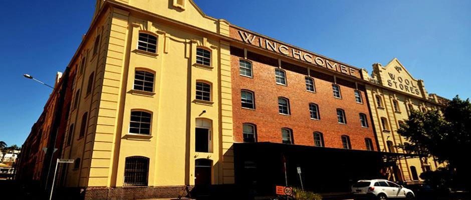 Winchcombe Carson Woolstore