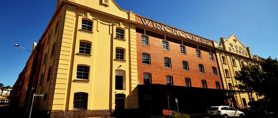 Winchcombe Carson Woolstore